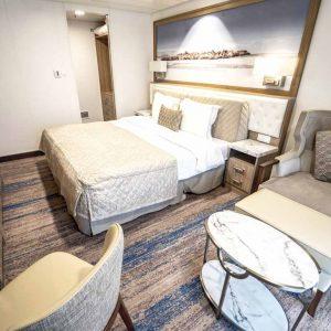 Interior-Junior-Suite. © Aurora Expeditions