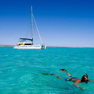 © Sail Ningaloo - Shore Thing