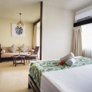 Fiji - Nadi and the Mamanuca Islands - Fiji Gateway Hotel - Grounds and Surrounds - Deluxe Room