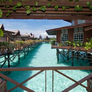 © Mabul Water Bungalows