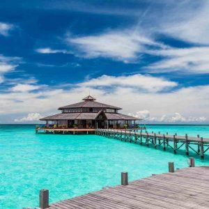 © Lankayan island Dive Resort
