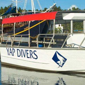 © Manta Ray Bay & Yap Divers