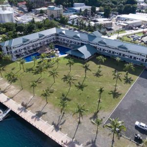 © Palau Cove resort