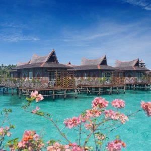 © Sipadan Mabul Resort