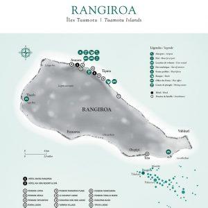 Rangiroa © Tahiti Tourism